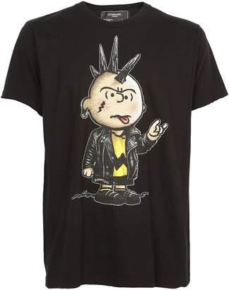 Dom Rebel Domrebel Chuck T-shirt