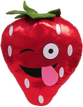 Kids Preferred Shimmer Strawberry Pillow