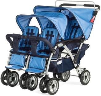 Child Craft Sport Quad Multi-child Stroller