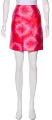 Michael Kors Wool & Silk-Blend Skirt