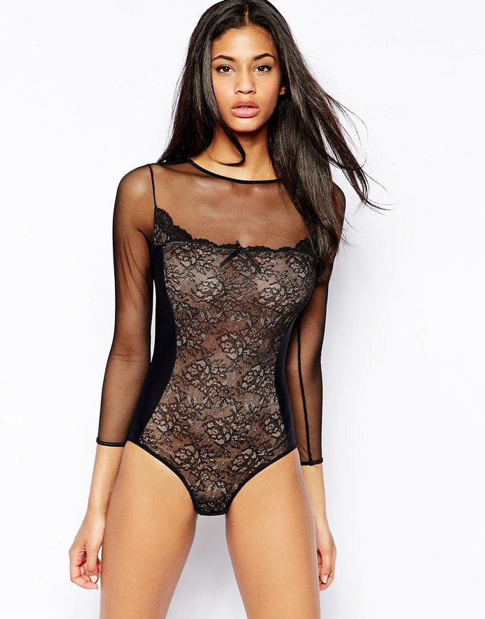 BlueBella Kensington Lace Bodysuit
