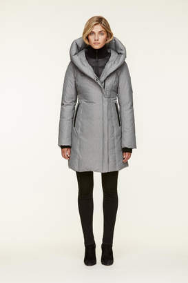 Soia & Kyo Camelia Down Coat