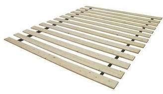 Continental Sleep, Heavy Duty Wooden Bed Slats, For Any Mattress Type, Full Size