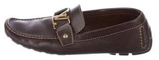 Louis Vuitton Monte Carlo Initiales Loafers