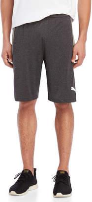 Puma Grey Basketball Shorts