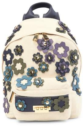 Zac Posen Eartha Small Floral Backpack