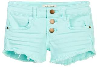Billabong Buttoned Up Shorts (Little Girls & Big Girls)
