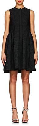 Calvin Klein Women's Floral Matelassé Smock Dress