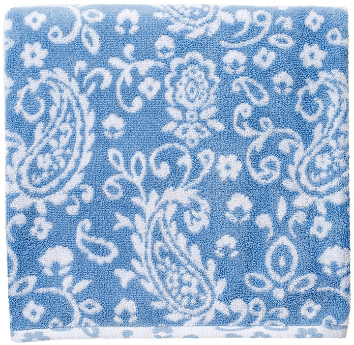 Sonoma Goods For Life SONOMA Goods for Life Ultimate Performance Hygro Paisley Bath Towel