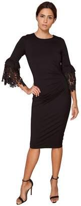 Hale Bob Jill Ponte Dress