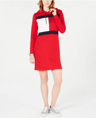 Tommy Hilfiger Sweatshirt Dress