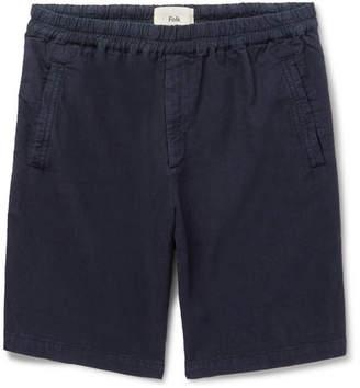 Folk Linen And Cotton-Blend Shorts