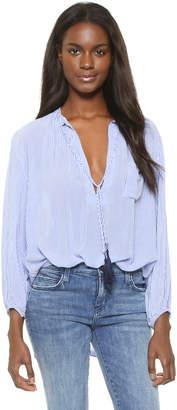 FAITHFULL THE BRAND Alice Shirt $110 thestylecure.com