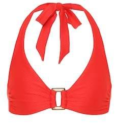Heidi Klein Santa Monica halter bikini top