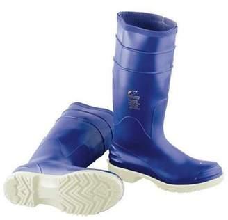 ONGUARD 891020933 Knee Boots, Mens 9, Stl Toe, Blu/Crm, PR
