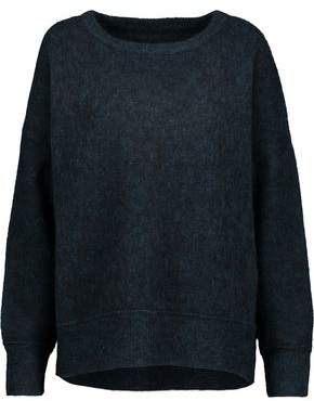 By Malene Birger Biagio Marled Stretch-Knit Sweater