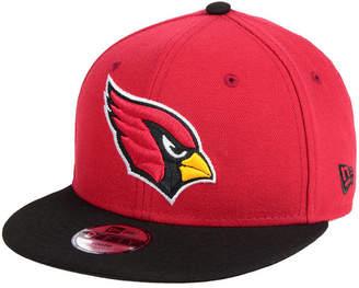 New Era Boys' Arizona Cardinals Two Tone 9FIFTY Snapback Cap
