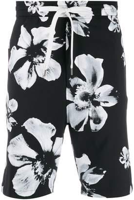 23f592c802 Neil Barrett floral print board shorts