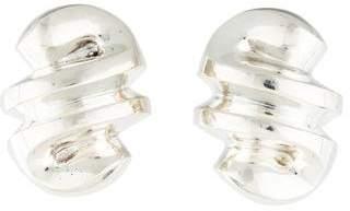 Patricia von Musulin Swirl Clip-On Earrings