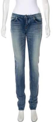 Saint Laurent 2016 Mid-Rise Jeans w/ Tags