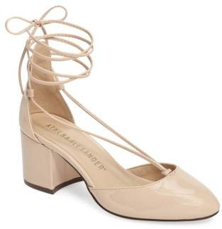 Athena Alexander Caprice Strappy d'Orsay Pump