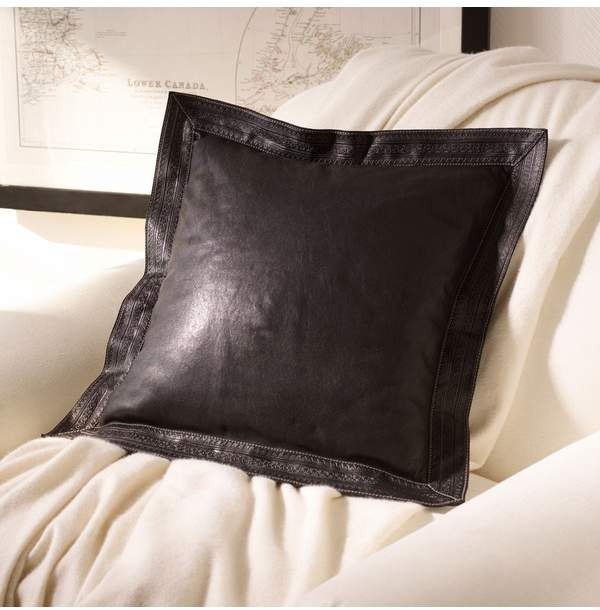 Pinyon Frame Throw Pillow