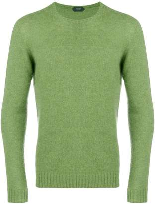 Zanone longsleeved knitted jumper