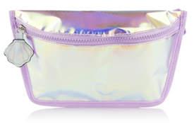 George Iridescent Shell Bum Bag