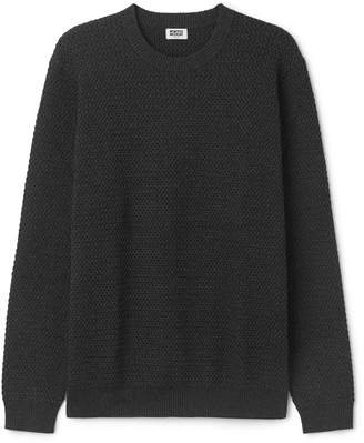Weekday John Knit Sweater - Grey