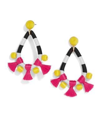 BaubleBar Sardinia Tassel Earrings