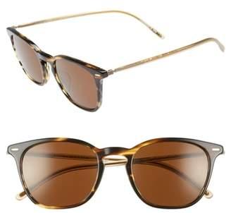 Oliver Peoples Heaton 51mm Sunglasses
