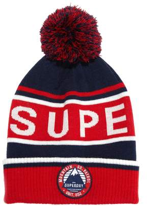 b98dcc397 Red Bobble Hat Baby - ShopStyle UK