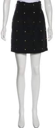 ALICE by Temperley Studded Mini Skirt