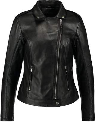 Be Edgy CARO Leather jacket black