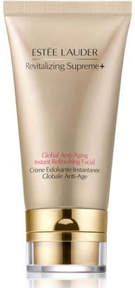 Estee Lauder Revitalizing Supreme + Global Anti-Aging Instant Refinishing Facial, 2.5 oz.