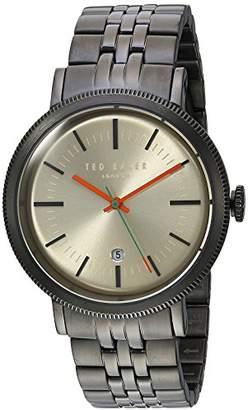 Ted Baker Men's 'CONNOR' Quartz Stainless Steel Dress Watch