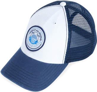 e032de5db93 Vineyard Vines Leave It All Behind Patch Low Profile Trucker Hat