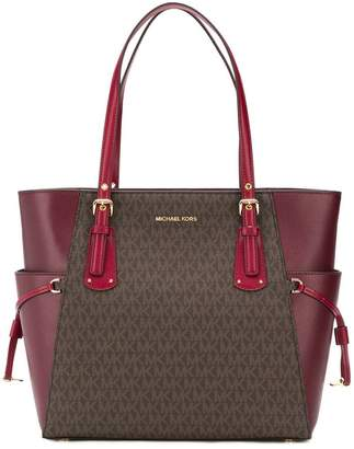 MICHAEL Michael Kors Voyager colour-block tote bag