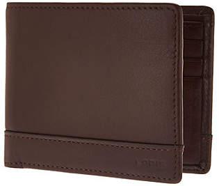 Lodis Men's Italian Leather RFID Bi-fold Wallet