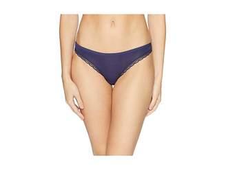 OnGossamer Cabana Cotton Hip Bikini G1161
