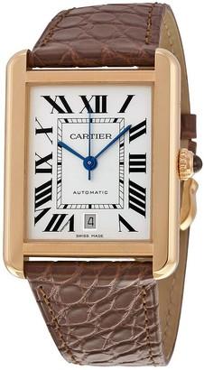 Cartier Tank Solo XL Automatic Men's Watch