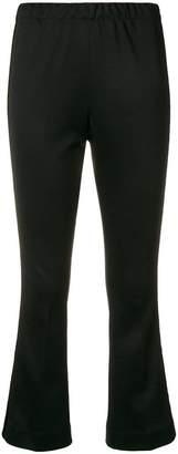 Moncler flared track pants