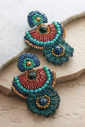 Soft Surroundings Mandala Earrings