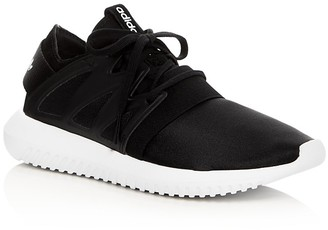 Adidas Women's Tubular Viral Lace Up Sneakers $100 thestylecure.com
