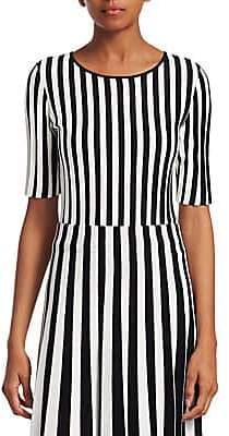 Akris Punto Women's Kodak Striped Top
