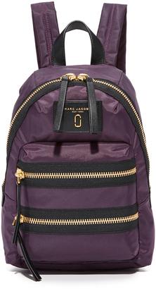 Marc Jacobs Nylon Biker Mini Backpack $175 thestylecure.com