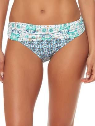 Bleu Rod Beattie Coast-To-Coast Sarong Hipster Bikini Bottom