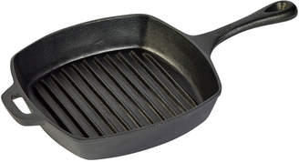 Tabletops Unlimited Cast Iron 10.25 Square Grill Pan
