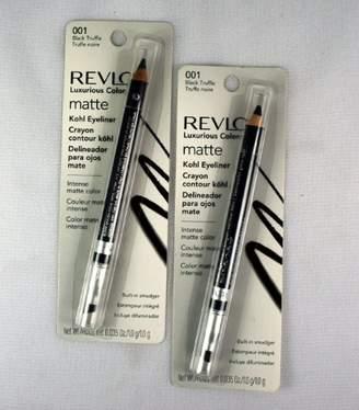 Revlon Luxurious Color Matte Kohl Eyeliner 001 Truffle
