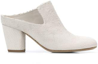 Officine Creative Julie chunky heel mules